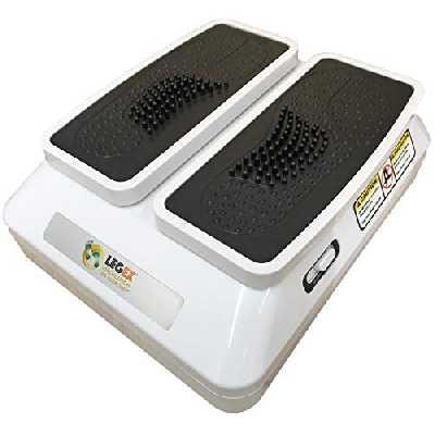 Exerciseur de circulation pour les jambes, LegEx pro, exerciseur de jambes passif avec télécommande sans fil et 3 vitesses