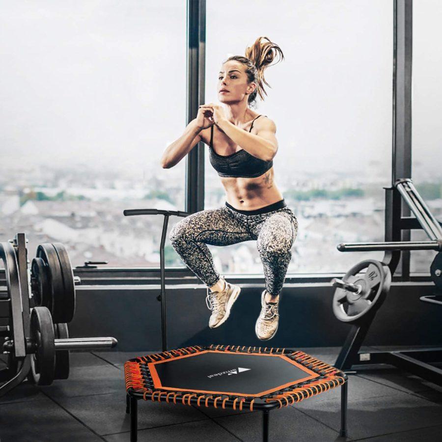 trampoline fitness avis
